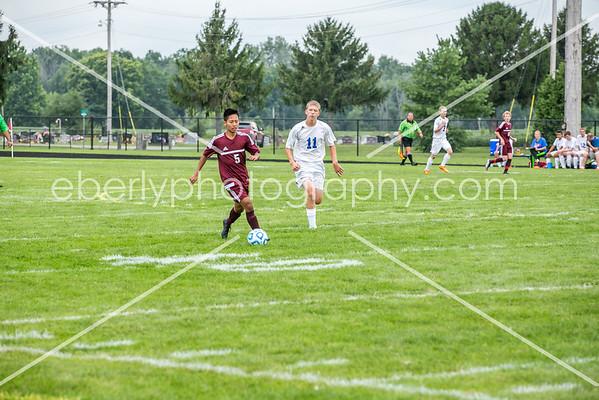 Whitko Mens Soccer