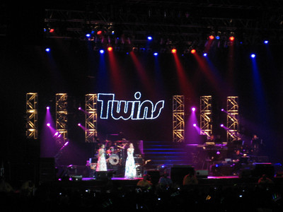 Twins Concert, 2007