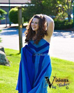 Ashley G- Class of 2011 (Sr. Prom!)