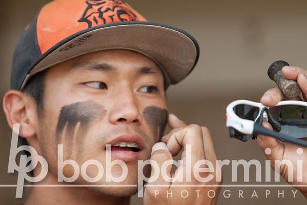 Oxy Baseball vs Cal Lutheran 5-3-13