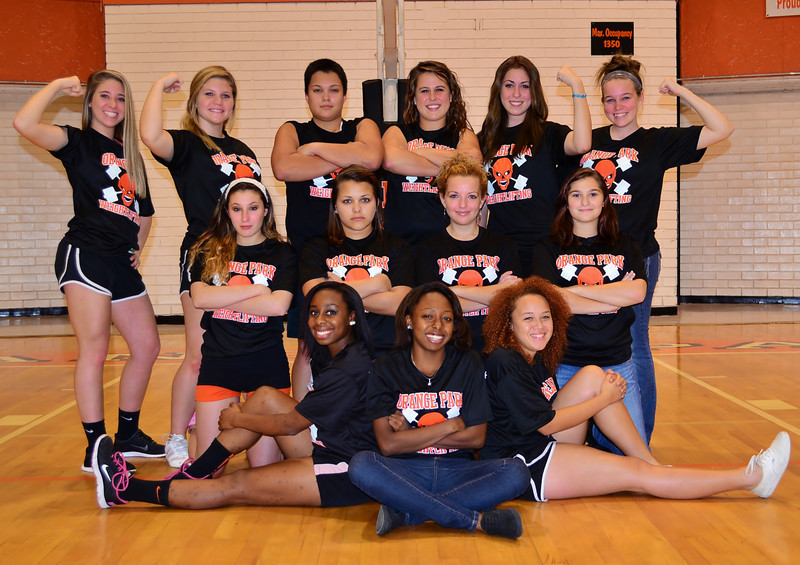 OP Girl's Weightlifting - Team & Conference