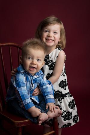 Emi and Jake's Valentine Mini