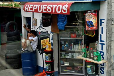 Roadside Guatemala