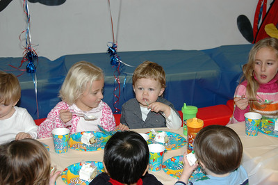 Connor's 2nd birthday party
