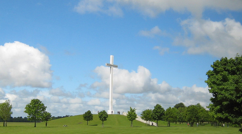 Papal Cross, Phoenix Park, Dublin