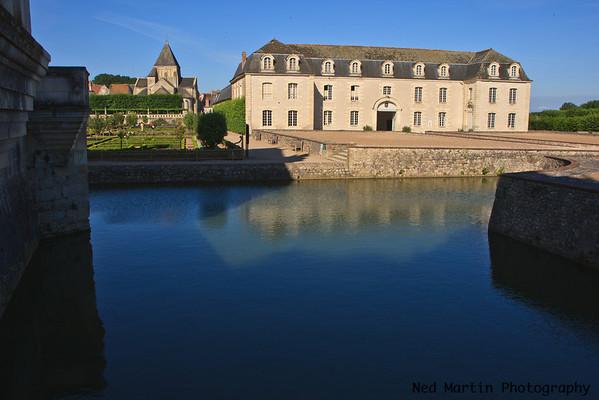 France, Chateau et Jardins de Villandry