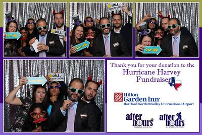 2017-09-18 Hilton Garden Inn Hurricane Harvey Fundraiser