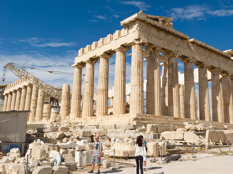 Greece & Italy 2011