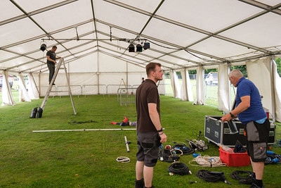 Fuse Festival 2021 Setup Day