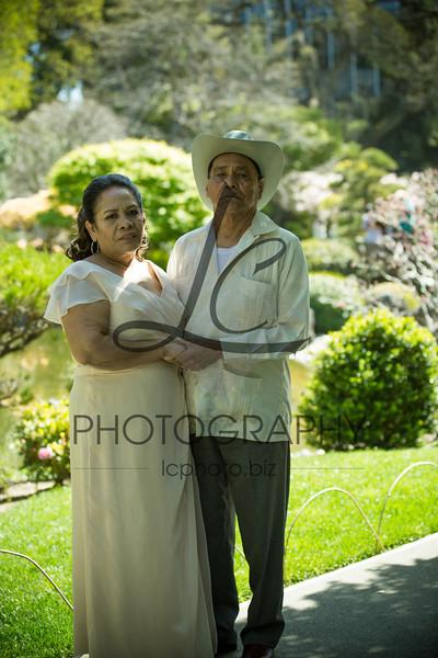 Esther + Felipe