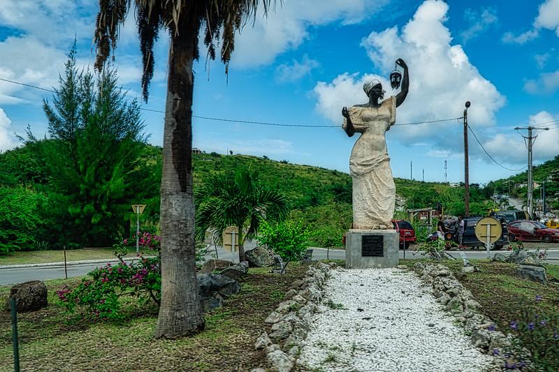 Lady Libety Statue