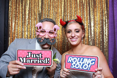 2017-09-23 Ashley and Luis' Photo Booth Pics