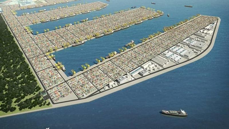 Tuas Mega Port