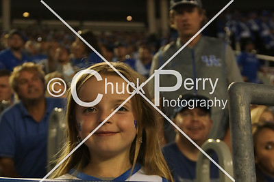Southern Mississippi  Fans 9.3.2016