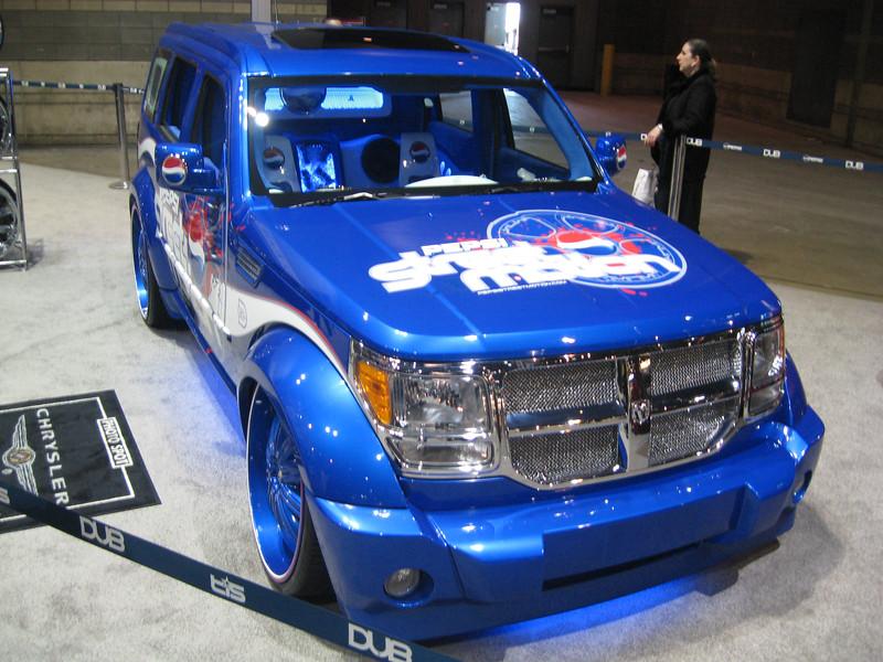 Custom DUB Dodger Nitro