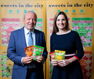 8/7/19 - Sweets in the City launch fruity vegan sweet range