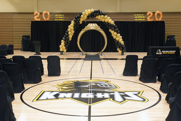 Sunset Class of 2020 Ring Ceremony