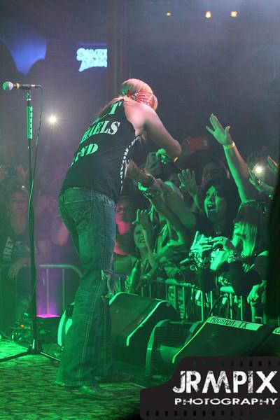 Bret Michaels Band - Concert Pub North - Houston