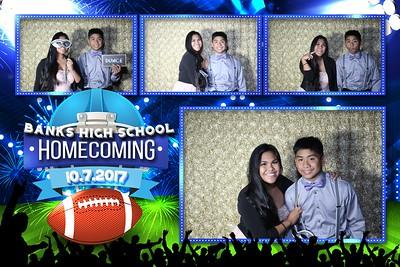 Banks High School Homecoming 2017