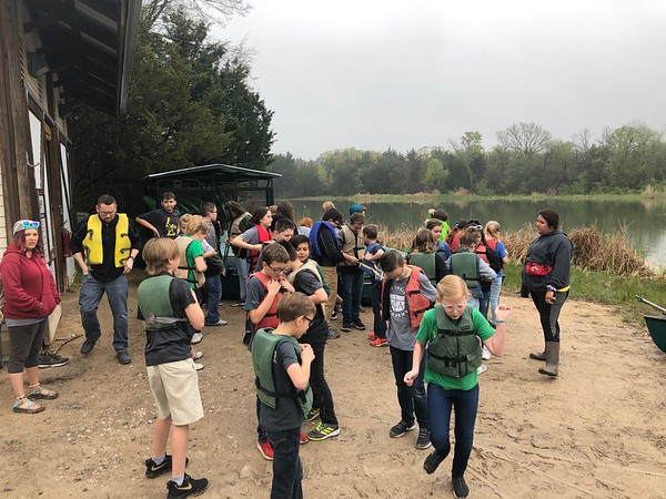 Fifth Grade Field Trip to Collin County Adventure Center
