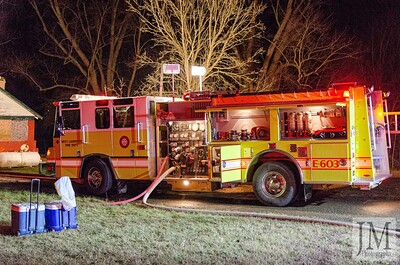 02-01-20 West Lafayette FD - House Fire