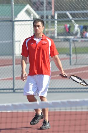 Boys Tennis vs IR 4-19-12