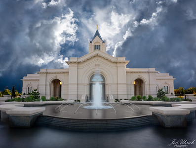 Ft Collins LDS Temple