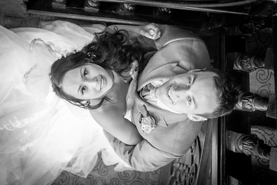 Darren & Dyanne - Whately Hall Banbury