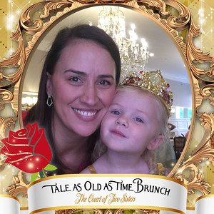 Tale As Old As Time Brunch @ Court of Two Sisters
