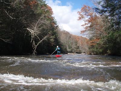 Nescopeck Creek - November 30, 2015