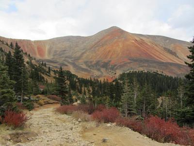 Webster Pass Fall 2011
