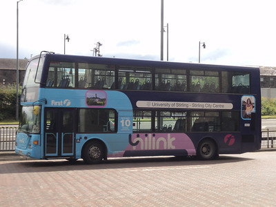 First Scotland East Scania Omnidekka