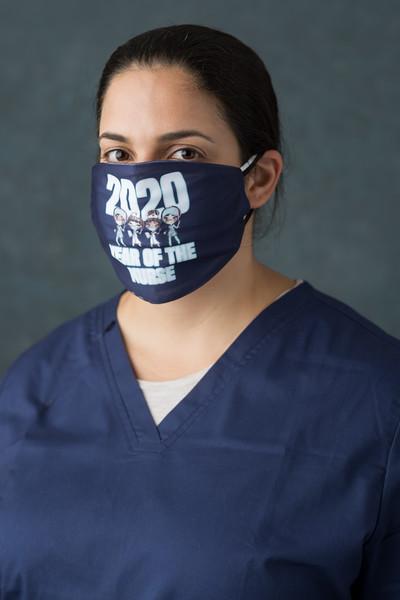 COVID-19 Scrubs-Mask
