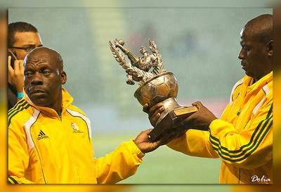 Match Bafana / Kréopolitains
