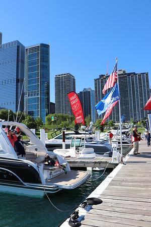 2018 Power & Sail In-Water Tech Show