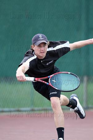 Tennis - Prep School 2011