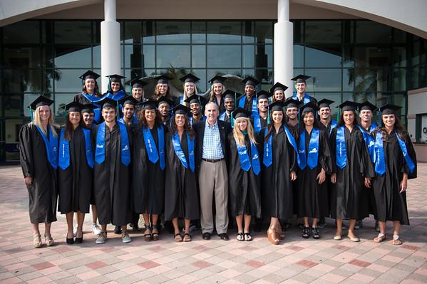 Graduating Senior Athletes Class of 2016