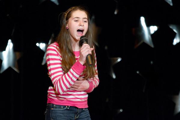 20120309 Patton Middle School Talent Show 2012