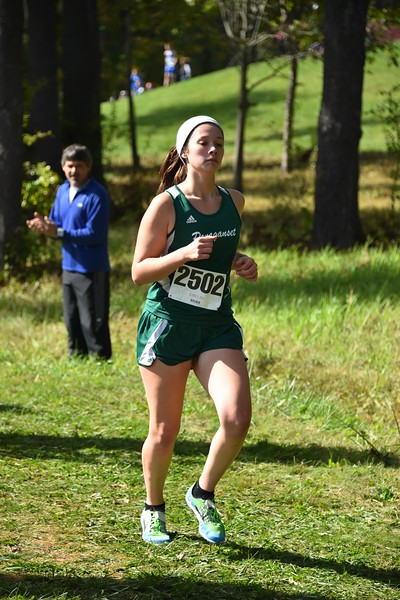 Girls 5 Woods Trail Run 2015-10-03