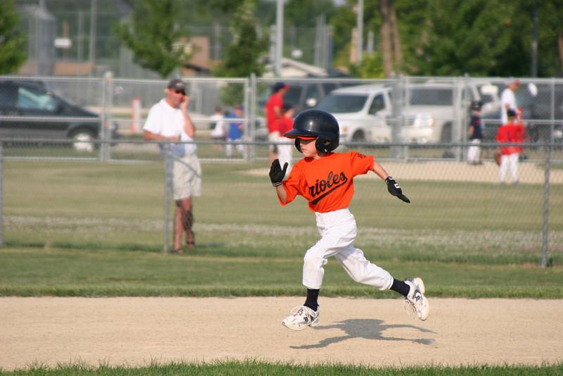 2005 July Orioles Baseball