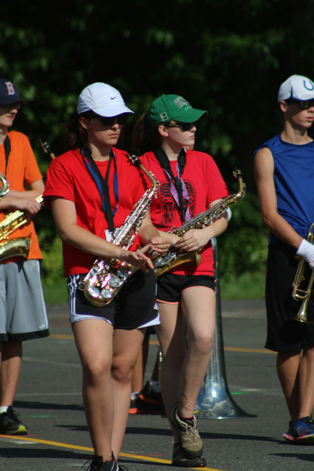 2014-15 Marching Band Photos