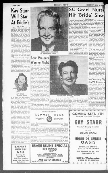 Summer News, Vol. 3, No. 25, August 26, 1948