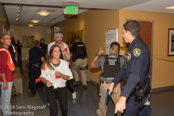 Active Shooter Training Exercise