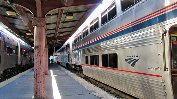 Capitol Limited Westbound