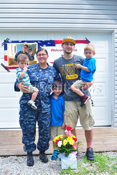 08-27-16 NEWS Mikyla Garcia Welcome Home