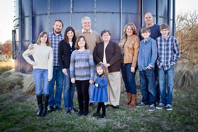 Riggs-Hutto-Hall Family