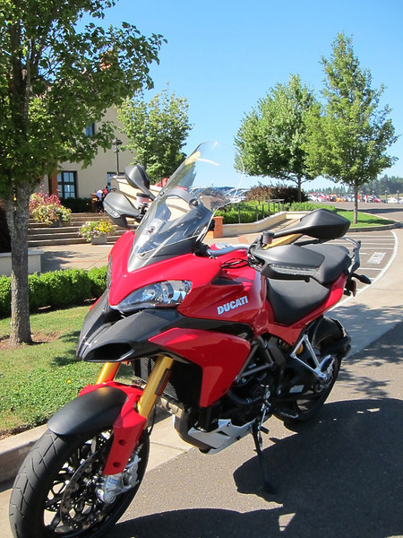 7/24: Testing the 2013 Ducati Multistrada (and how it compares to the 2010-12 Multistrada)