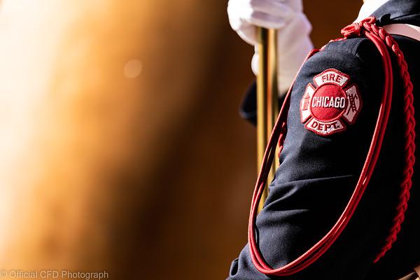 2020-11-06 Ed Singleton Badge and Brick Ceremony