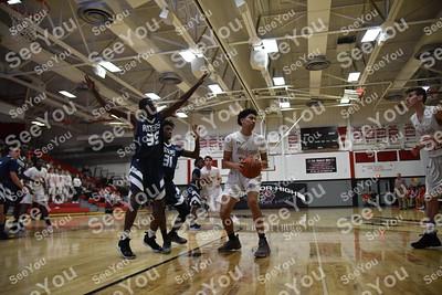 Roosevelt @ Fort Dodge Boys Basketball