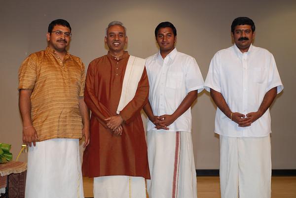 Sankar Mahadevan Carnatic Music